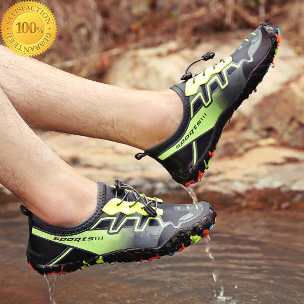 Giày Bơi Lội Thể Thao Cho Nam, Giày Đi Ngoài Trời, Giày Thể Thao, Giày Đi Biển, Giày Lặn, Giày Chạy Bộ Năm Ngón giá rẻ