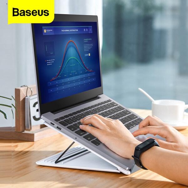 Bảng giá Baseus Giá Đỡ Máy Tính Xách Tay Tiện Dụng Cho Macbook Air Pro 16 15 14 13 Inch Có Thể Điều Chỉnh Máy Tính Xách Tay Có Thể Gập Lại Đế Đui Đèn Đứng Cho Máy Tính PC Máy Tính Phong Vũ
