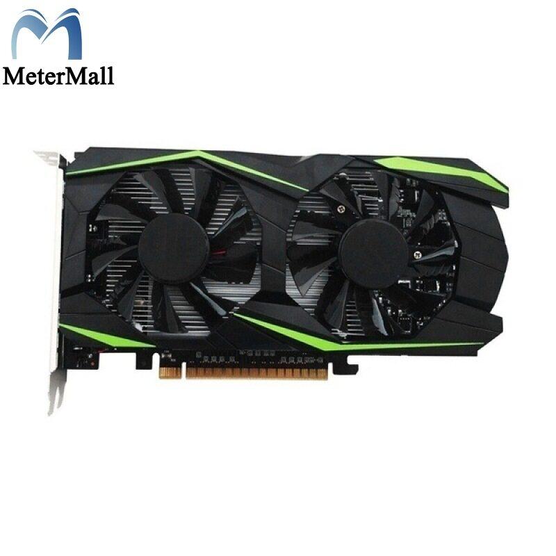 MeterMall Card màn hình GTX1050Ti 4G DDR5 Computer Graphics Cards Trò chơi HD