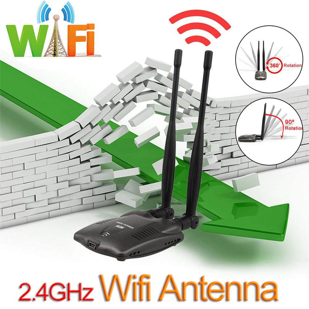 Wireless Beini Free Internet Long Range 3000mW Dual Wifi Antenna Blueway USB Wifi Adapter Decoder Ralink 3070 BT-N9100