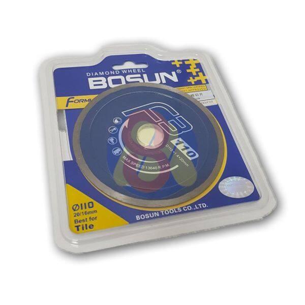 Bosun Diamond Wheel D110mm F3 Best for Tiles