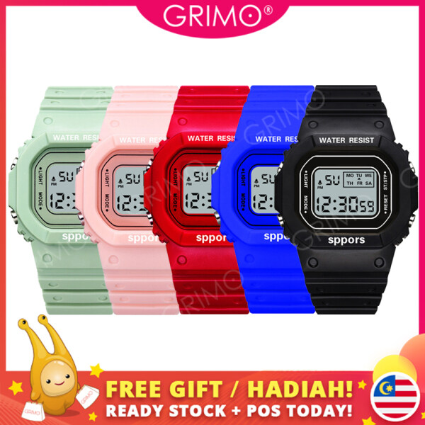Grimo Malaysia - GSp-pors Watch Jam Tangan Wanita Watches Lady Perempuan Girl Dinner Lawa Casual Dinner Gift New August 2020 ac11658 For Women Malaysia