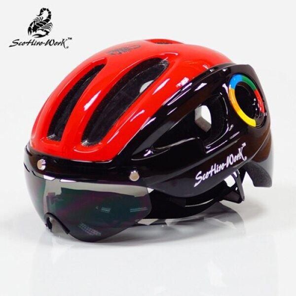 Mua Mũ Bảo Hiểm Xe Đạp EPS Siêu Nhẹ 270G, Dành Cho Nam Kính Mắt Mũ Bảo Hiểm Xe Đạp Leo Núi Mtb Đường Trường Thiết Bị Đạp Xe Casco 9 Lỗ Thông Hơi Ciclismo