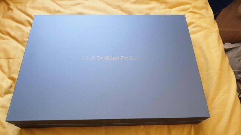 ASUS - ZenBook Pro Duo 15.6 4K Ultra HD Touch-Screen Laptop - Intel Core i9 Malaysia