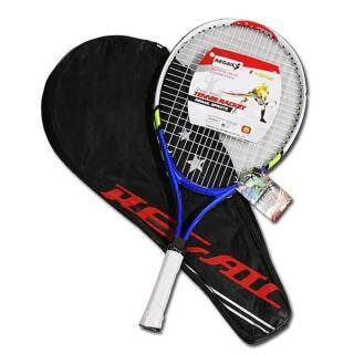 Vợt Tennis Thể Thao Trẻ Em Nhỏ Bền Chất Lượng Tốt, Vợt Tennis Tay Cầm PU Hợp Kim Nhôm Giá Rẻ thumbnail