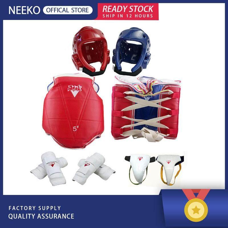 Neeko 「คลังสินค้าพร้อม」กิลเบิร์ตรักบี้ Mouthguard Viper - สีฟ้าสีแดง By Neeko.