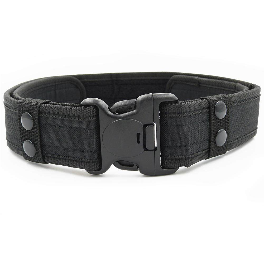 e12bad4a92b3 For Men Canvas Fabala Tactical High Quality Camouflage Plastic Buckle Belt  Male