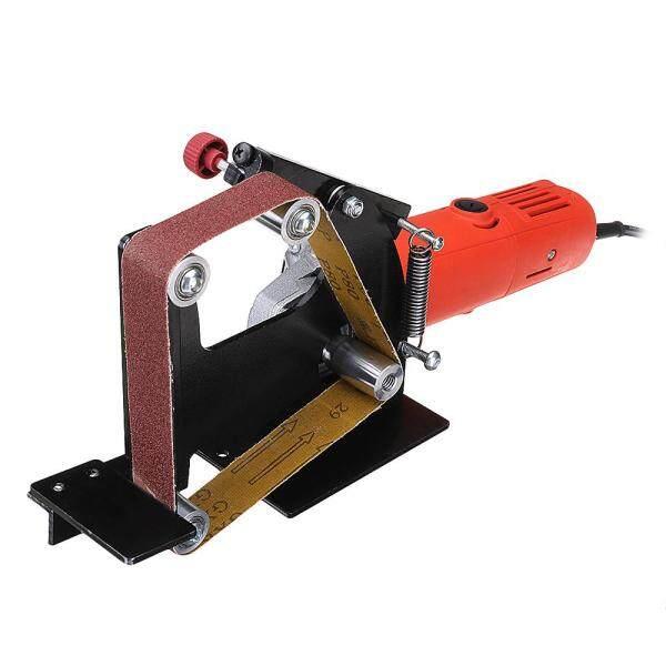 Drillpro 10pcs 320 Grit 30mm x 540mm Sanding Belts For Angle Grinder Belt Sander Attachment