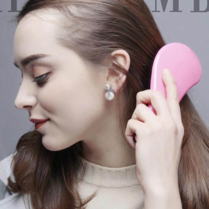 Chống tĩnh điện Lược Massage nhựa Tóc Công Chúa Shushun tóc Salon tạo kiểu công cụ Thuần Hóa công cụ dụng cụ Làm Tóc
