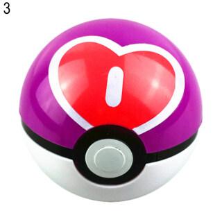 Búp Bê Nhân Vật Hành Động Mini Pokemon Pokeball Pop-Up, Quái Vật Bỏ Túi Pikachu Đồ Chơi Trẻ Em thumbnail