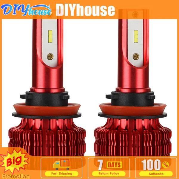 Cái/bộ 2 Bóng Đèn Pha Xe Hơi D11 CSP LED, H1 H4 H7 H11 9005 HB3 9006 HB4 3000LM Ô Tô Đèn Tự Động Đầu Ánh Sáng