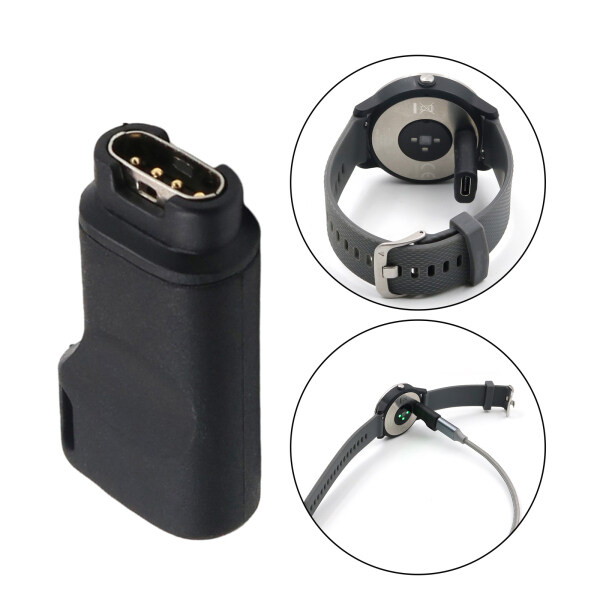 Kloware Type C Charger Adapter Compatible with for Garmin Fenix 5 5x 5s 6 6x 6s Replace Parts Durable Malaysia