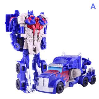 Bộ đồ chơi Robot biến hình (có nhiều mẫu khác nhau) cho trẻ em - INTL thumbnail