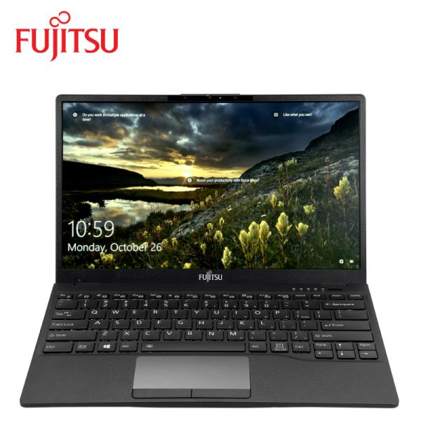 Fujitsu UHX 13 (4ZR1C14464) 13.3 FHD Laptop Black ( I5-1135G7, 8GB, 512GB SSD, Intel, W10 ) Malaysia