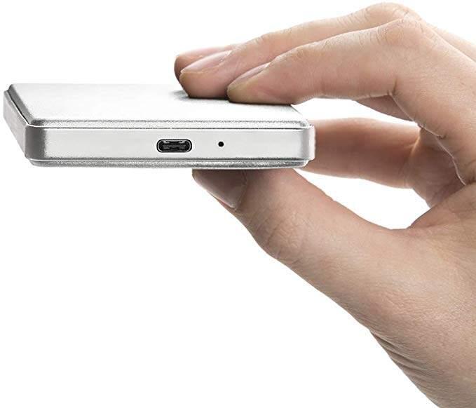 U32 Shadow External 4TB USB-C (3.1 Gen 2) Portable Solid State Drive SSD