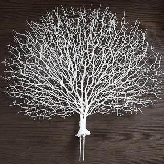 43 51cm Cành san hô nhân tạo ahernpatri cành cây giả cây khô trang trí nhà cửa đám cưới thumbnail