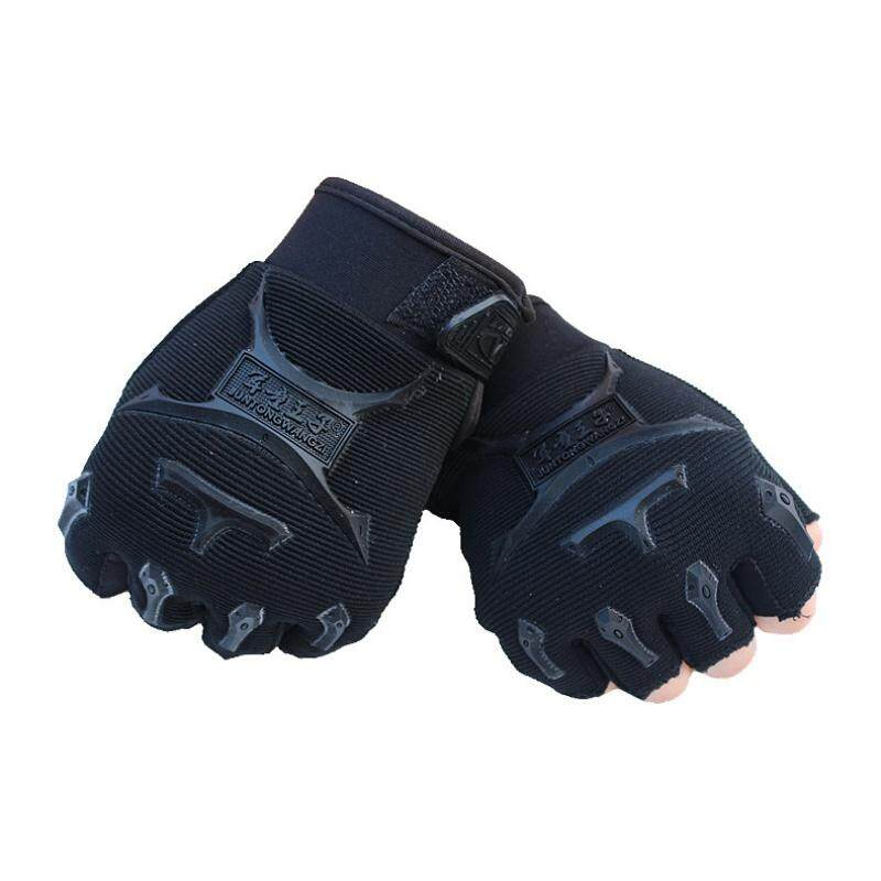 Cycling Gloves for Kids Boy Girl Biking Half Finger Fingerless Training...