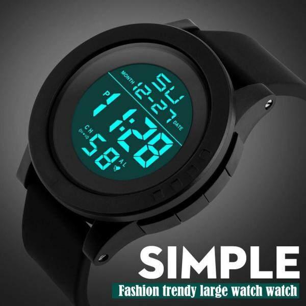 Fashion Mens LED Waterproof Digital Quartz Military Luxury Sport Date Watches Malaysia