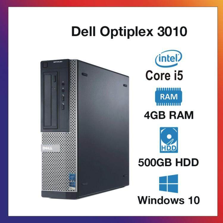 Dell Optiplex 3010 Intel Core i5 / 4GB RAM / 500GB Hard Disk Malaysia