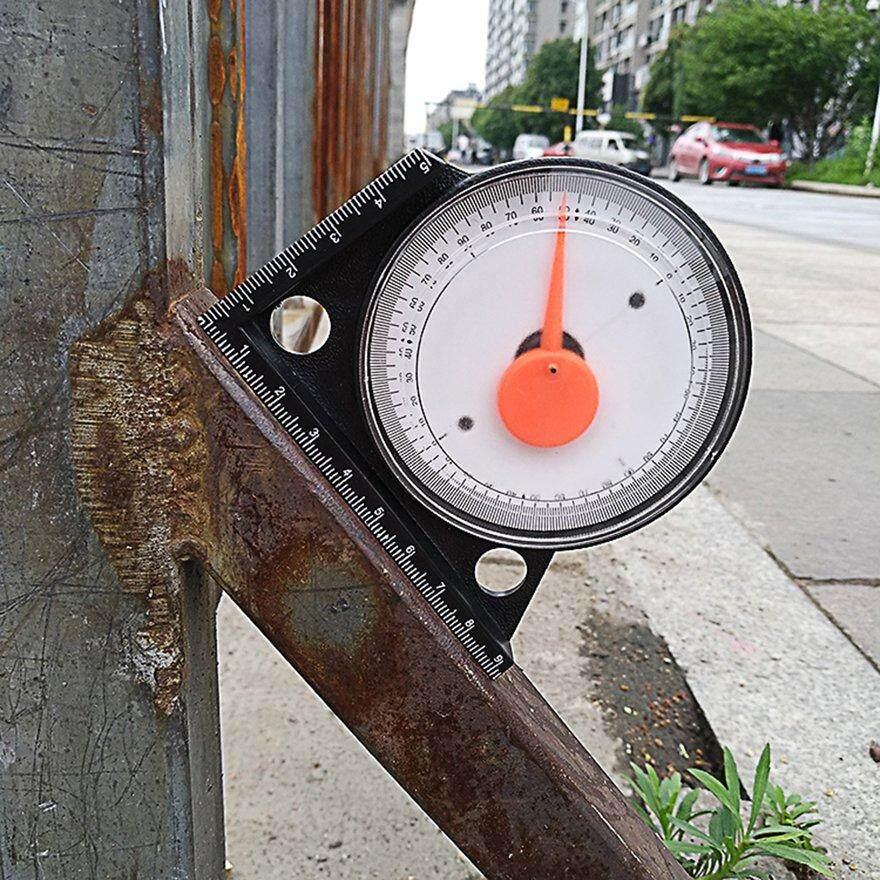 ANEXT High Precision Tilt Level Meter Angle Finder Clinometer Gauge Magnetic Base