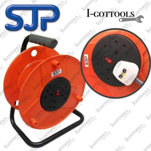 SJP 3 Multi Pin Wire Cable Reel Extension