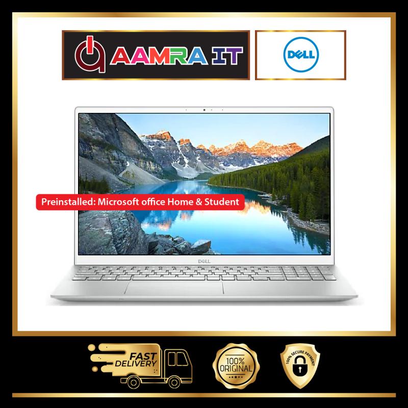 DELL INSPIRON 15 5502 6585SG-W10 15.6 FHD Laptop Silver (I7-1165G7, 8GB, 512GB SSD,INTEL IRIS W10, H&S) Malaysia
