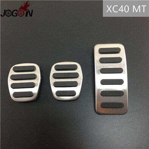 Mua Cho Volvo Xc60 S60 V60 S80 Xc90 S90 V90 Xc40 V40 S40 C30 Khí Nhiên Liệu Máy Gia Tốc Ly Hợp Chân Thắng miếng Lót Đĩa Viền Bao Da Tại MT