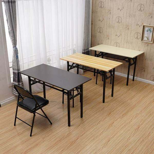 Simple Small Huxing Can Simplicity Folding Dining Tables and Chairs Set Rectangular Eating Table Household 40*60X80 Folding