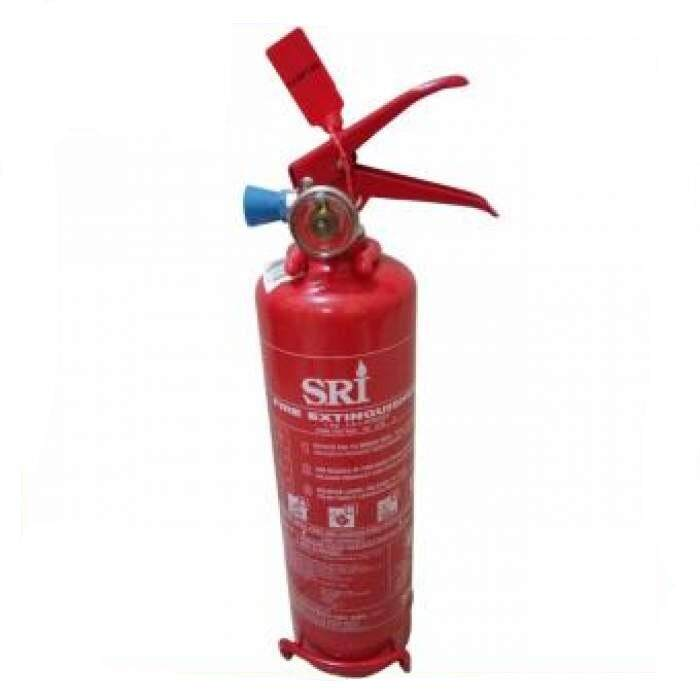 SRI FIRE EXTINGUISHER 1KG