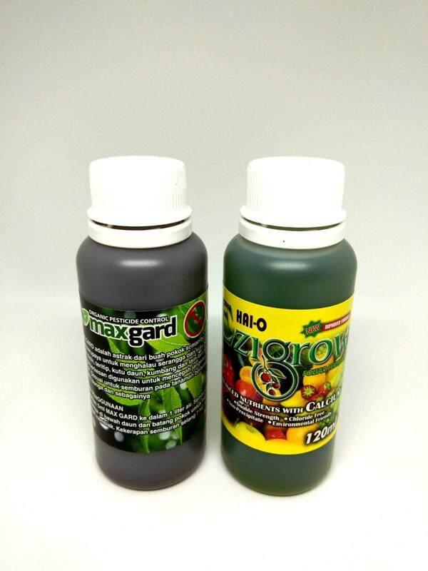 SALE!!! Combo baja ezigrow 120 ml dan kawalan serangga max gard 120 ml