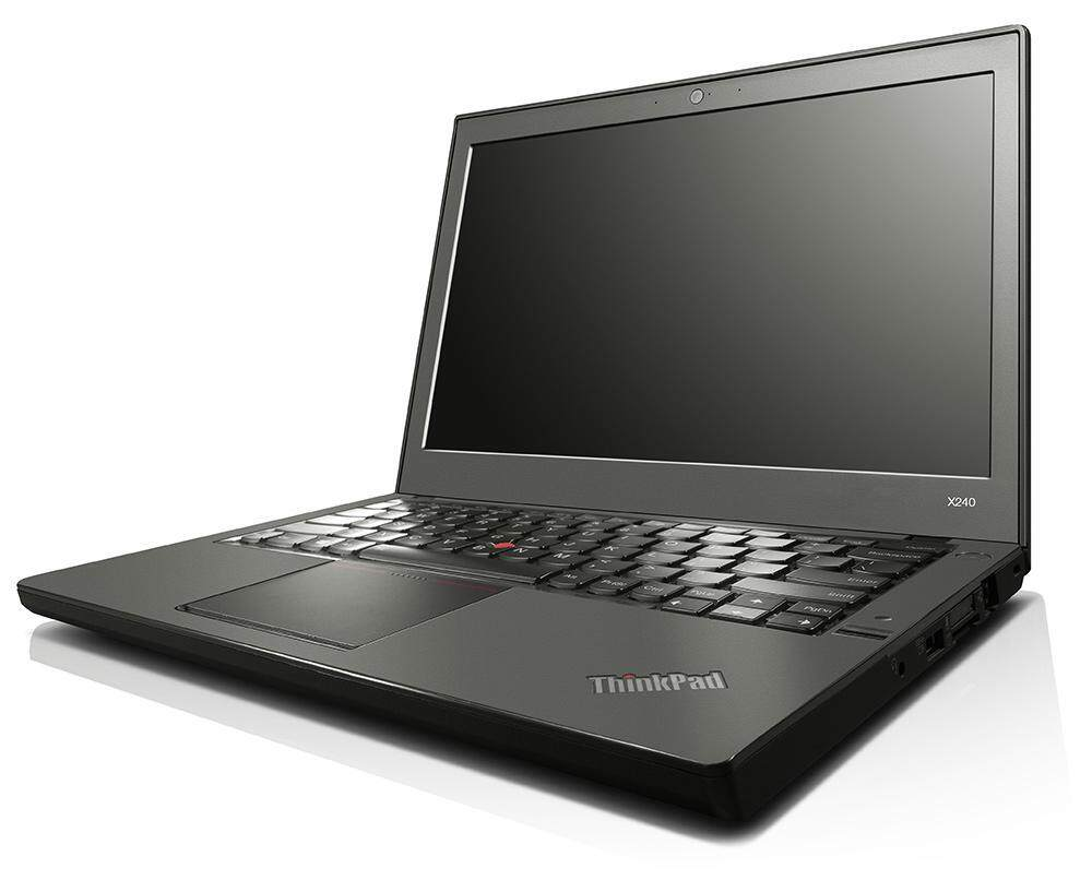 (Factory Refurbished) LENOVO X240 Thinkpad / Intel Core i5-4300U 2.50GHz / 4 GB DDR3 RAM / 128 GB SSD / Window 7 / 12.5 Inch Screen Display + Free 1x 12 in 1 Gift Set And Office Bag Malaysia