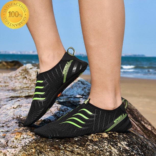 Giày Bơi Lội Oscrobie Cho Nam, Giày Thể Thao, Giày Chạy Bộ Đi Biển, Giày Lặn, Giày Tập Yoga Đi Bộ, Giày Đạp Xe giá rẻ