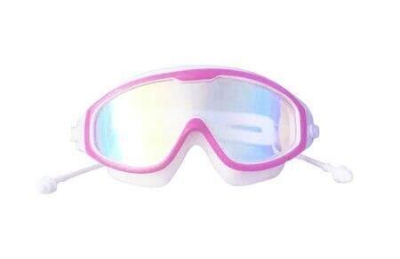 Voucher Khuyến Mãi Kính Bơi Thời Trang Chuyên Nghiệp Cho Trẻ Em Kính Bơi Chống Sương Mù UV Cho Trẻ Em Kính Mắt Thể Thao Kính Bơi Có Nút Tai Cho Trẻ Em