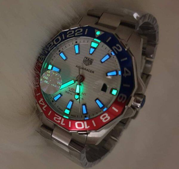 AUTOMATIC AQUARACER MENS WATCH (NEW STOCK) Malaysia