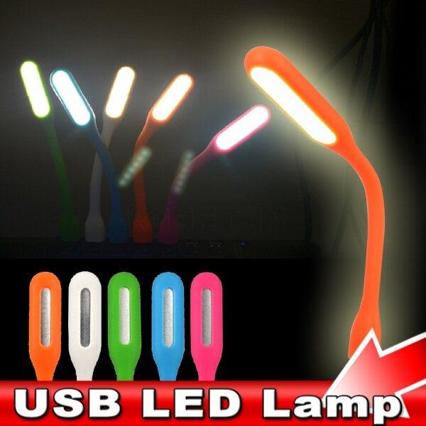 5PCS Mini USB LED Light Night Saving Lamp 360 Degree Rotation For Computer PC Notebook Laptop Mobile Power USB Port