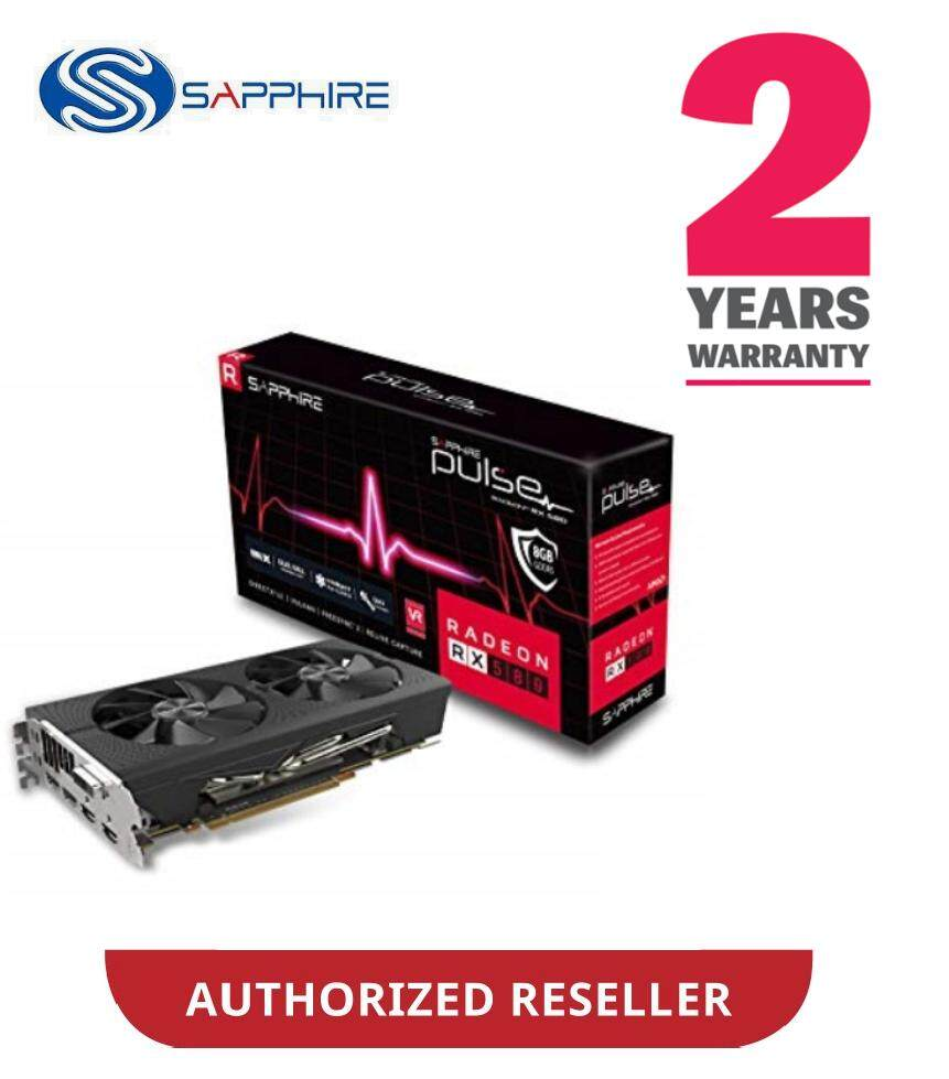 Latest Sapphire Graphic Cards for the Best Prices in Malaysia