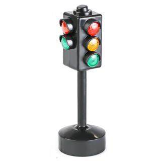 Biển Báo Giao Thông Mini WISTIC Khối Đèn Đường Với Đèn LED Âm Thanh Đồ Chơi Giáo Dục An Toàn Cho Trẻ Em thumbnail