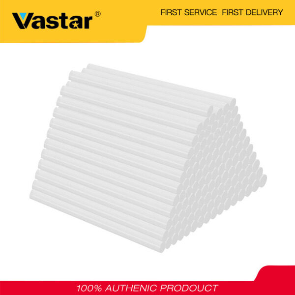 Vastar 20 120Pcs / Batch Hot Melt Glue Stick 7mm 11mm Strip DIY Art Craft Hand Repair Tool