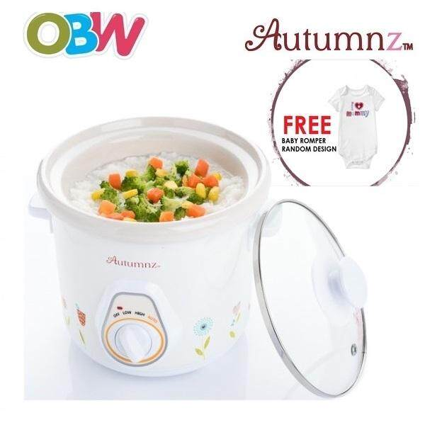 Autumnz Baby Food Cooker with FREE GIFT (BEST BUY) image on snachetto.com