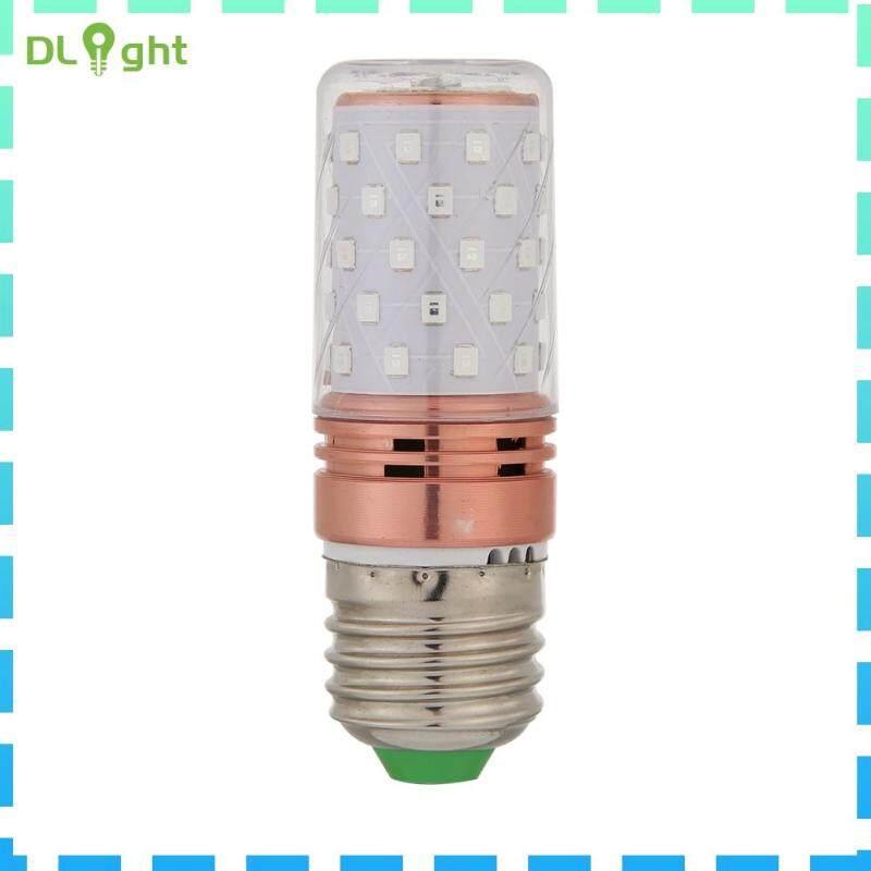 【Dlight】Đèn Ngô Diệt Khuẩn E27 60 LED UV, Bóng Đèn Khử Trùng Tại Nhà