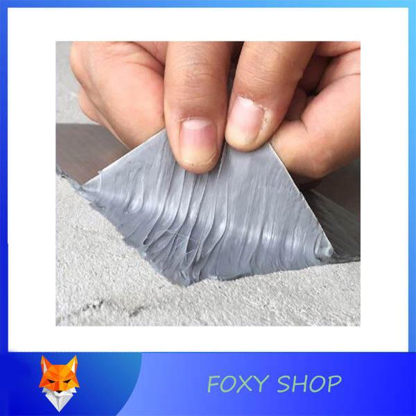 Roof trapping crack slit mildew seal butyl waterproof tape