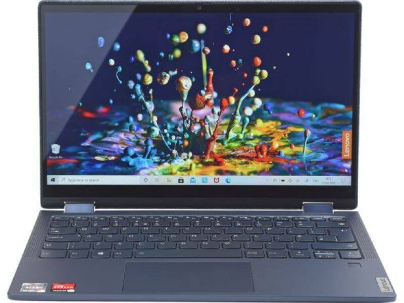 Lenovo Yoga 6 Touch Screen Laptop (13.3 Fhd Ips Touch Display / Amd R5-5500U / 8Gb Onboard 512Gb Nvme Ssd / Amd Radeon / Windows 10 + Home & Student / 2 Years Onsite Warranty / 1.32Kg / Backpack + Pen / Abyss Blue) Malaysia