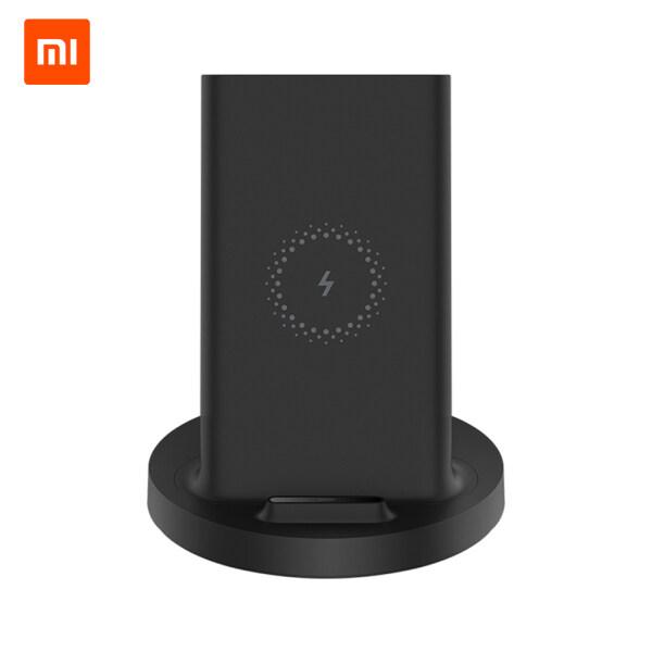 Sạc không dây dọc Xiaomi 20W max với sạc Flash Qi Tương thích nhiều đế an toàn ngang cho Mi 9 (20W) Mix 2S iPhone Samsung