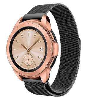 สเตนเลสของมิลานสายนาฬิกาแม่เหล็กสำหรับ Samsung Galaxy นาฬิกา 42 มม.-