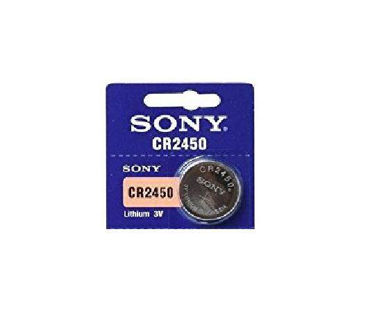 1 PCS Sony Coin Battery CR2450 (100% Original)
