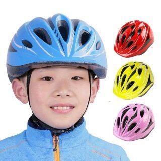 Mũ Bảo Hiểm Đạp Xe Cho Trẻ Em, Mũ Bảo Hiểm Cho Trẻ Em Xe Đạp Đường Trường MTB, Đầu 11 Lỗ Siêu Nhẹ EPS Bảo Vệ Casco Mũ Lưỡi Trai thumbnail
