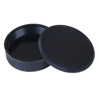 Elector Hot for M42 42mm Screw Mount Camera Rear Lens and Body Cap Cover 1 Set thumbnail