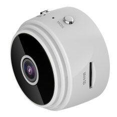ESCAM Camera an ninh mini không dây với độ phân giải 1080P, có tầm nhìn ban đêm trong phạm vi 5m-10m, tương thích với iPhone/Android/iPad/máy tính xách tay,camera siêu nhỏ – INTL
