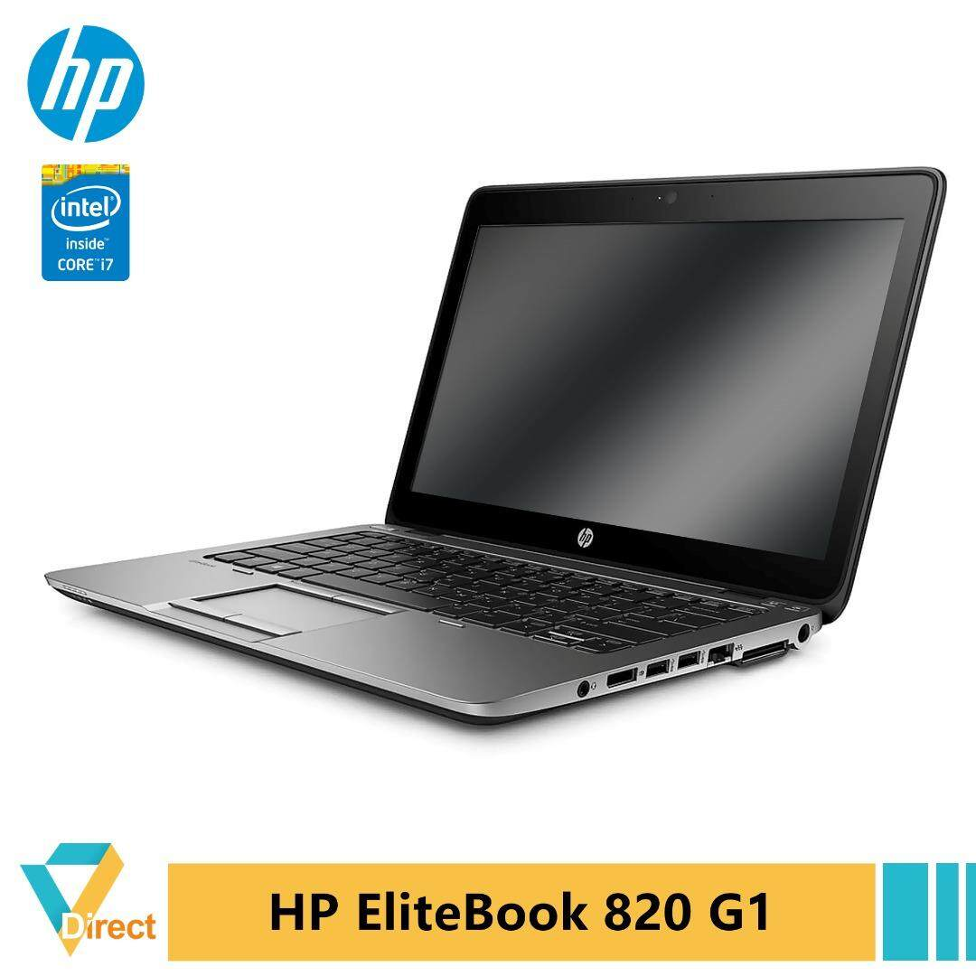 Up to 16GB 1TB SSD Core i7 HP Elitebook 820 G1 laptop PC - also have 8GB RAM 128GB 240GB 480GB SSD Malaysia