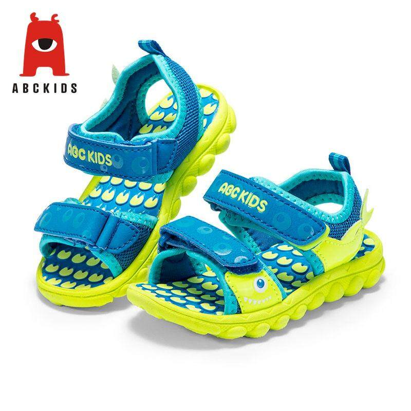 45ef6191e9e1e ABC KIDS Summer Boy Soft Soled Sandals Casual Breathable Outdoor Shoes